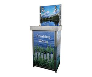 stainless steel water cooler menu